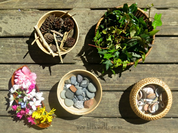 Image Loose Parts Treasures