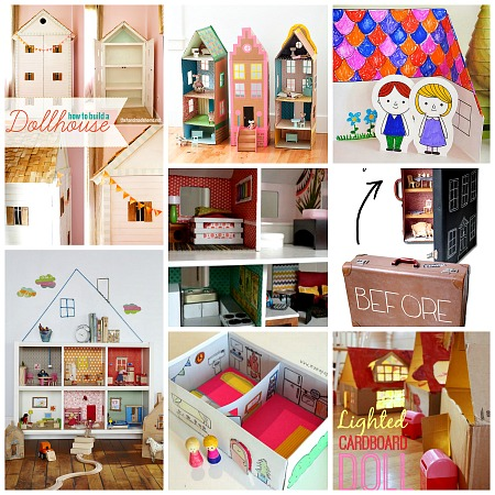 Our Top 8 Creative DIY Dollhouse Tutorials