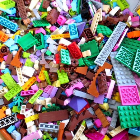 How to get Back to Basics with LEGO