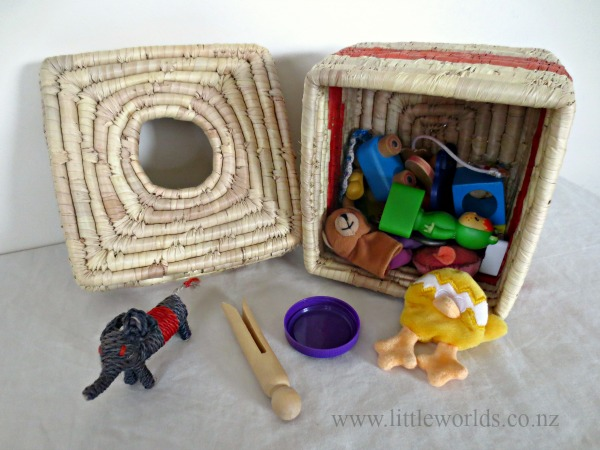 Treasure Basket Play for Babies