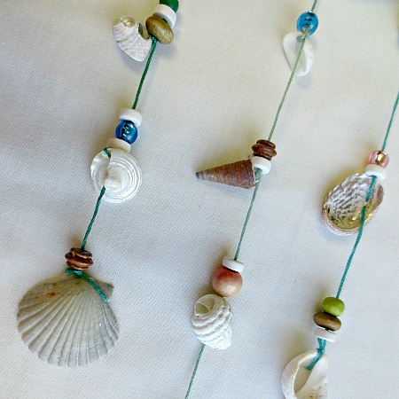 How to Make a Cute and Creative Seashell Mobile