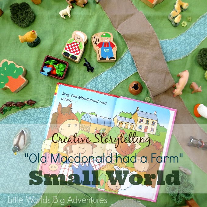 Old Macdonald had a Farm Small World