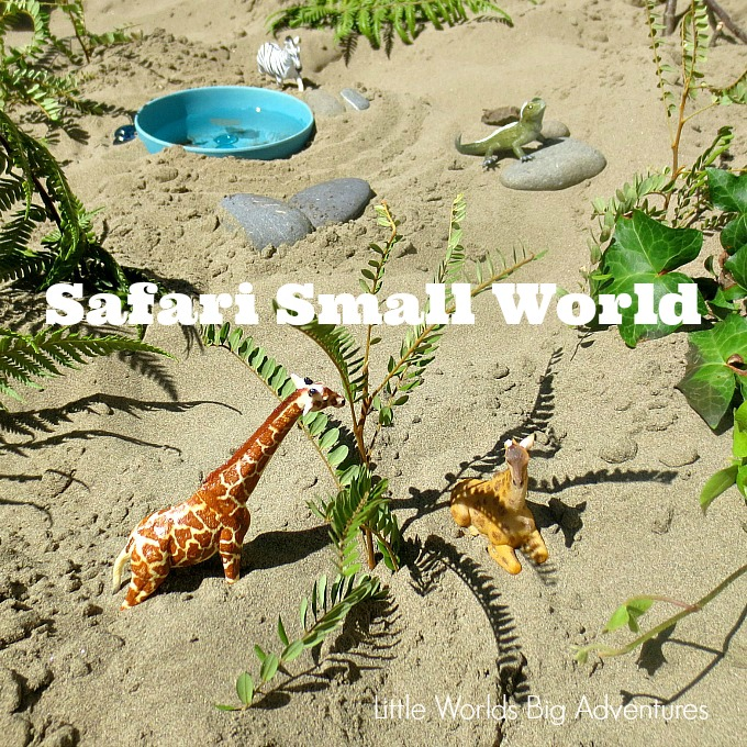 Safari Small World