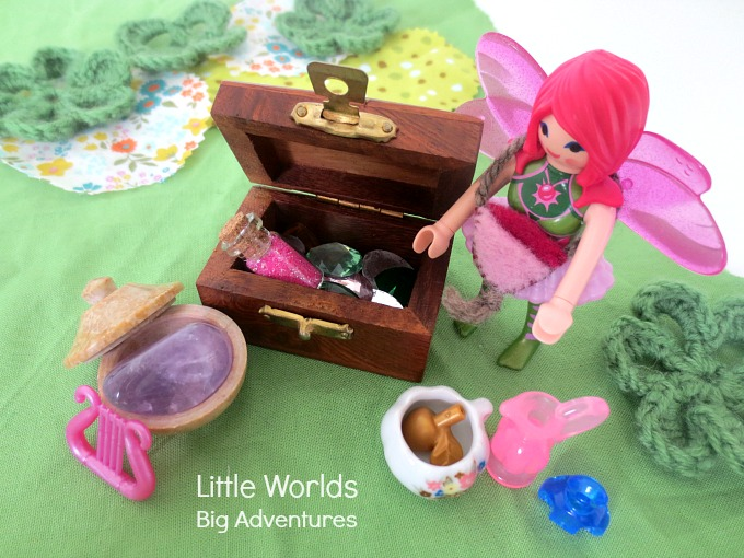 How to Create a Fairy Busy Bag