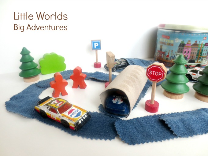 Introducing the diy Toy Car Travel Tin, aka Your Child's New Favorite Toy