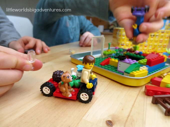 DIY LEGO Travel Tin for Building Fun on the Go