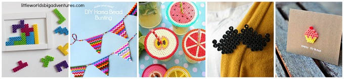 What to do with all the Perler Beads? 15 Creative Projects to try today!