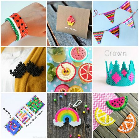 15 Creative Perler Beads Projects to try today!