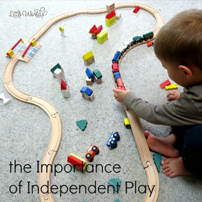 The Importance of Independent Play