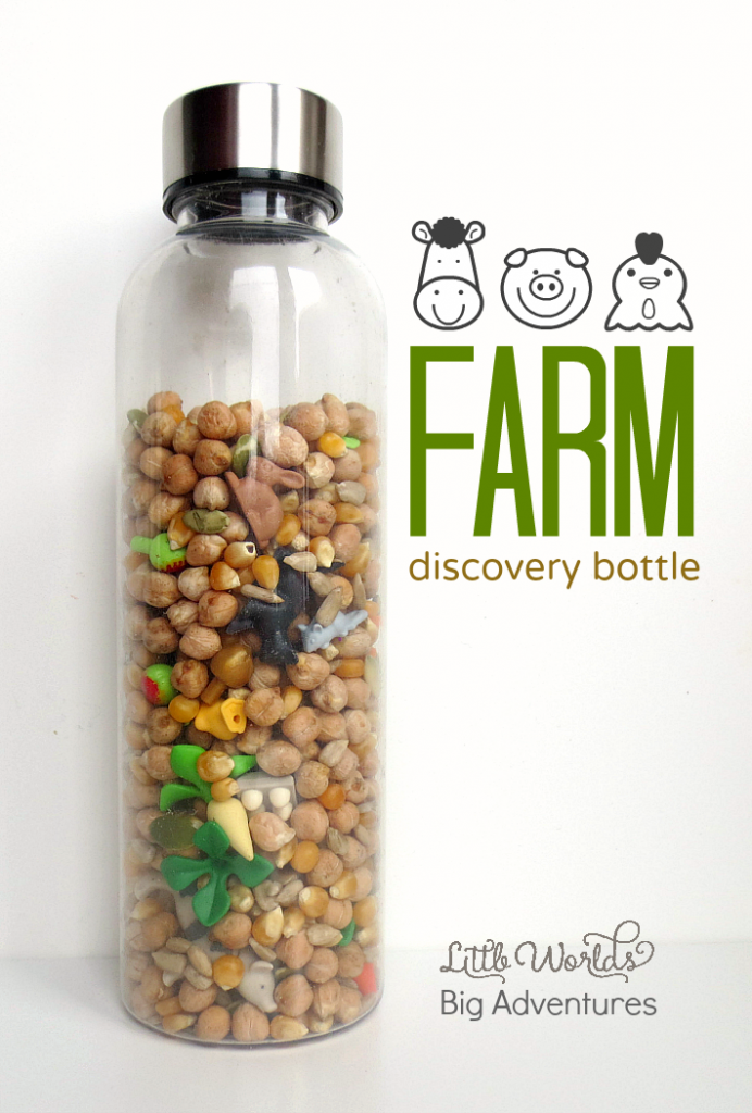 How to Create an Amazing Farm Discovery Bottle
