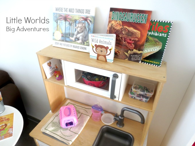 Magical Animal Search and Rescue Pretend Play