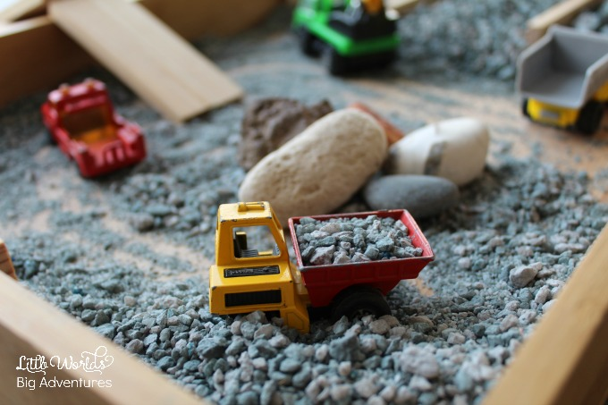 How to Create a Stone Quarry Small World
